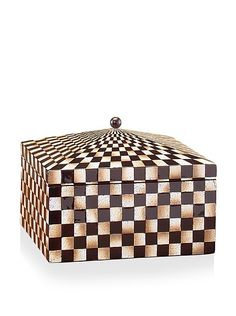 checkerboard box - this one's pretty expensive at $118 - but it's something cool to try making!