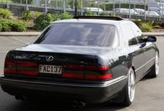Lexus LS400 1990 ( Best car ever made) proven