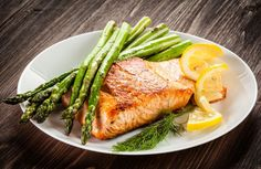 This honey glazed salmon recipe is healthy and makes for a great main dish.