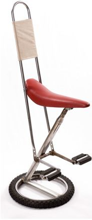 bicycle seat chair
