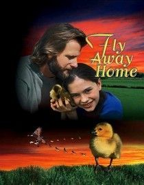 """Fly Away Home - 1996 - I adore this movie! To start with, it is directed by Carroll Ballard and filmed by Caleb Deschanel, two of the greatest """"eyes"""" in film and cinematography, and this, their second collaboration (after The Black Stallion), results in a glorious film in which every shot is thoughtfully rendered."""