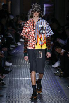 Prada Fall 2018 Menswear Collection Photos - Vogue