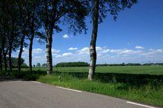Hoofdweg van Steendam naar Tjuchem #rustig