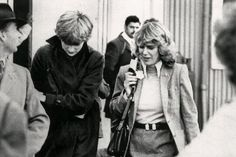 Before the Royal wedding in 1981 Camilla Parker-Bowles used to 'help' Diana learn what was expected of her in Charles' inner circle of friends. Diana had yet to suspect Camilla was still seeing Charles.