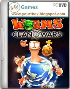 Worms Clan Wars PC Game - Free Download - Free Full Version PC Games and Softwares