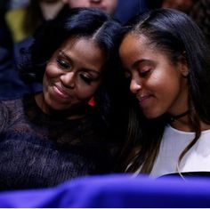 Historic Goodbye Speech of the 44th President Barack Obama January10th, 2017 as First Lady and Malia look on.