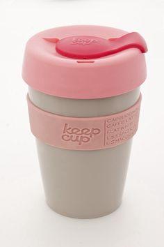 KeepCup :) coffeeaddicted!