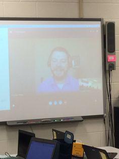 Addi Grey @addicat5 Mystery Skype with intro and AP CSP  #MIEExpert #SkypeaThon