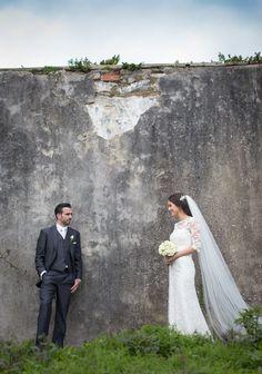 A very romantic wedding in Mount Juliet. Co Kilkenny