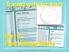 Part 7 of a video series on auto-tracing with Silhouette Studio Designer Edition. This video covers the basics of point (or node) editing. For more informati...
