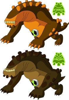 Biomnitrix Unleashed - Wildchuck by rizegreymon22