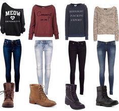 Mijn stijl (zonder die schoenen) in de winter