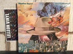 Weather Report Heavy Weather LP Album Vinyl Record CBS32358 Jazz 1977 70's Music:Records:Albums/ LPs:Jazz:Other Jazz