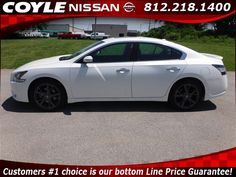 Cars for Sale: Used 2014 Nissan Maxima 3.5 SV for sale in Clarksville, IN 47129: Sedan Details - 456908397 - Autotrader