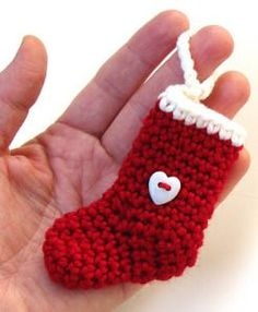 Christmas crotchet