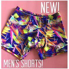 9cca36d5f2 NEW ✨ Men's Key Largo Yoga Short Hot Chakras Yoga Men's Yoga Shorts Made in  San