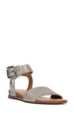 SARTO By Franco Sarto SARTO by Franco Sarto Park Ankle Strap Sandal (Women) available at #Nordstrom