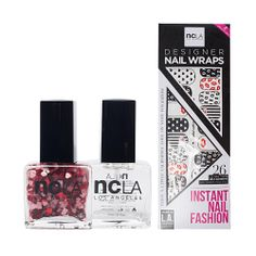 I love the ncLA Valentine's Day Gift Set from LittleBlackBag