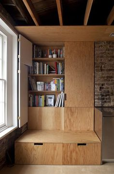 Jonathan Tuckey Design // Frame House