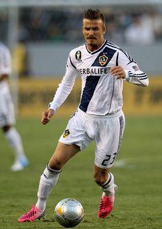 David Beckham Footbal career