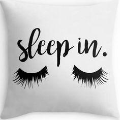 eyelashes pillow - Google Search