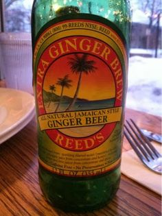 Reed's Ginger Beer | Feeding Dee gluten free. #glutenfree