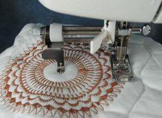 janome circular attachment | The Circle Stitch Attachment