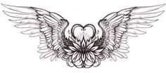 I have been looking for a tattoo that incorporates all things beautiful with a Phoenix style bit, I think I've found it!!!!! LOVE!!!!!