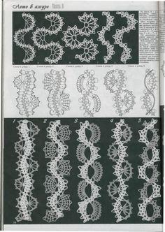 Gallery.ru / Фото #25 - образцы вязания - angebaltik