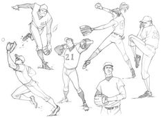 Jorge Molina Manzanero - Character Design Page
