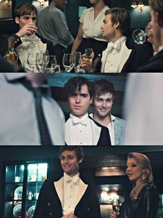 "The Riot Club 7/10 - some very broad ""rich people"" strokes being used. Or at least I hope they're very broad. *shudder*"