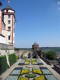 Marienberg Fortress, Wurzburg, Germany ... one day I will visit the place where I was born.