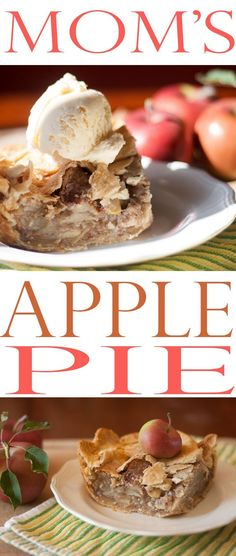 Easy Apple Pie Recipe makes this comfort food fall favorite a breeze to make when company is coming over. No hassle apple pie recipe is perfect for the new baker.