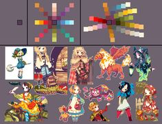 """Pixel Joint Forum: COLORING """"I dont get it"""""""