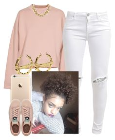 """""""✨"""" by newtrillvibes ❤ liked on Polyvore featuring Acne Studios, FiveUnits and Puma"""