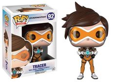 Funko Pop! Overwatch: Tracer - The Mighty Collector