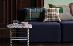 Combo Design is officieel dealer van Norman Copenhagen ✓Flair Cushions makkelijk te bestellen ✓ Gratis verzending (NL) ✓ 1-3 werkdagen✓ Color Scale, Colourful Cushions, Current Fashion Trends, Decorative Cushions, Copenhagen, Norman, Tweed, Vibrant Colors, Textiles