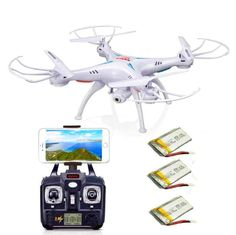 Syma X5SW with Extra 2pcs Battery 4CH 2.4G 6-Axis Gyro Headless Remote Controlle | Toys & Hobbies, Radio Control & Control Line, RC Model Vehicles & Kits | eBay!