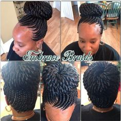 Here is Ghana Braids Updos Picture for you. Protective Hairstyles For Natural Hair, Natural Hair Braids, Natural Hair Styles, Ghana Braids Hairstyles, Braided Hairstyles, Cool Hairstyles, Black Power, Braids With Extensions, Goddess Braids
