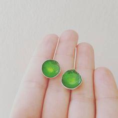 "90 Likes, 7 Comments - Sandra Žitnik (@sandrazdesign) on Instagram: ""These greens Did i mention allready... RESIN """