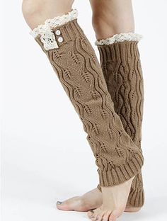 Perfect under boots or alone! So warm and always in style! Best price best quality!