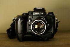 Nikon F4s avec NON AI 50mm 1.4