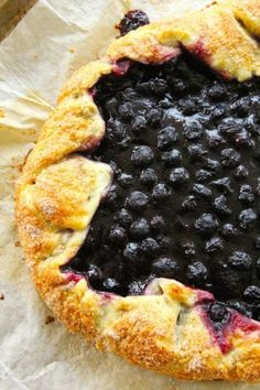 This Saskatoon Berry Galette is a delicious dessert ide… Saskatoon Berry Galette. This Saskatoon Berry Galette is a delicious dessert idea that. Saskatoon Recipes, Saskatoon Berry Recipe, Tart Recipes, Baking Recipes, Dessert Recipes, Desserts To Make, Delicious Desserts, Yummy Food, Yummy Yummy