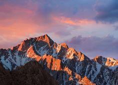 5K high-res   Mac OS Sierra Wallpaper