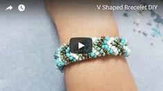 V shaped Bracelet
