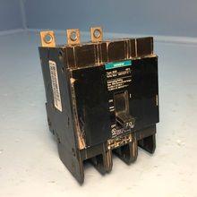ITE Siemens BQD370 70A Circuit Breaker Type BQD 480V 3 Pole HACR I-T-E 70 Amp (Qty 4)