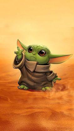 Star Wars Wallpaper, Cool Wallpaper, Iphone Wallpaper, Yoda Png, Yoda Drawing, Yoda Images, Cuadros Star Wars, Pinturas Disney, Star Wars Tattoo