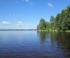 Sotkamo, Finland. Looks just like home.
