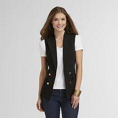 Metaphor- -Women's Tunic Vest