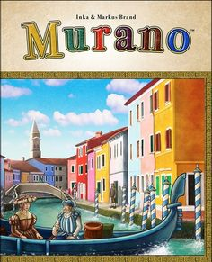 Review again 2016. Murano | Image | BoardGameGeek
